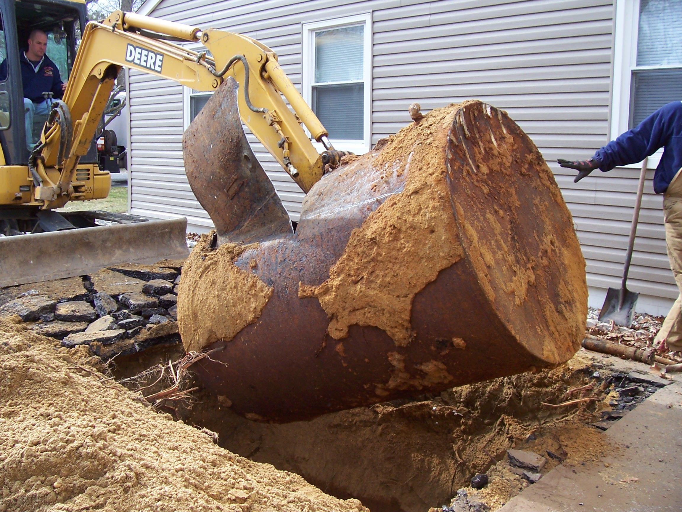 Complete Guide of Oil Tank Removal Company